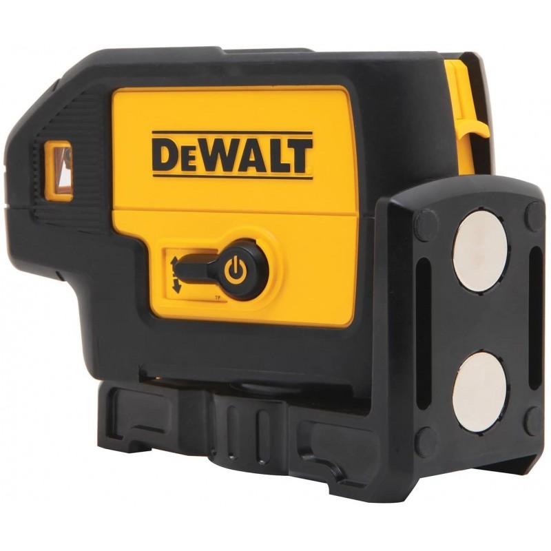 DEWALT 레이저 포인터 5 빔 (DW085K)
