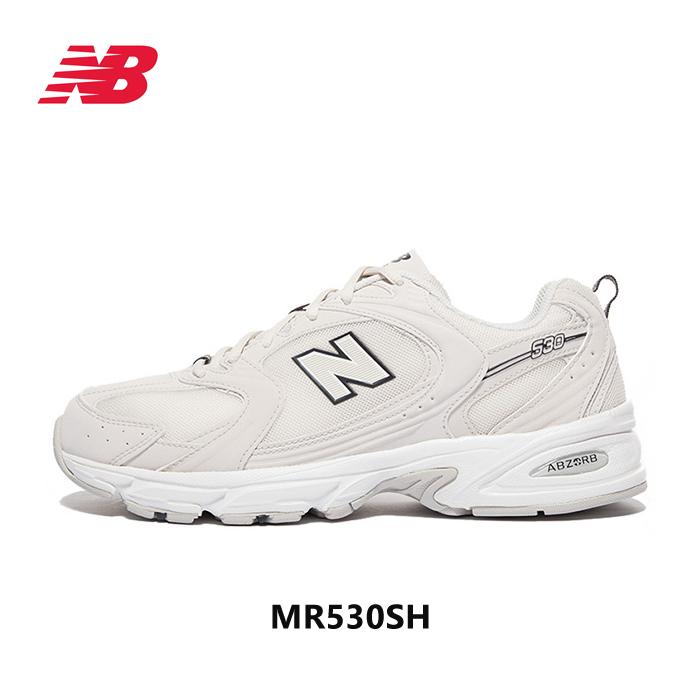 뉴발란스 공용 패션러닝 클래식 러닝화 MR530SH NBPDAS176I