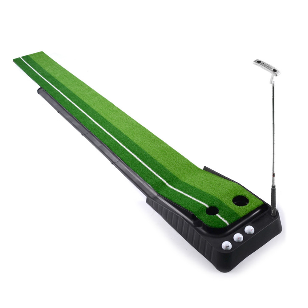 인파로 골프 퍼팅 연습기, TL004 일반형 퍼팅 연습매트