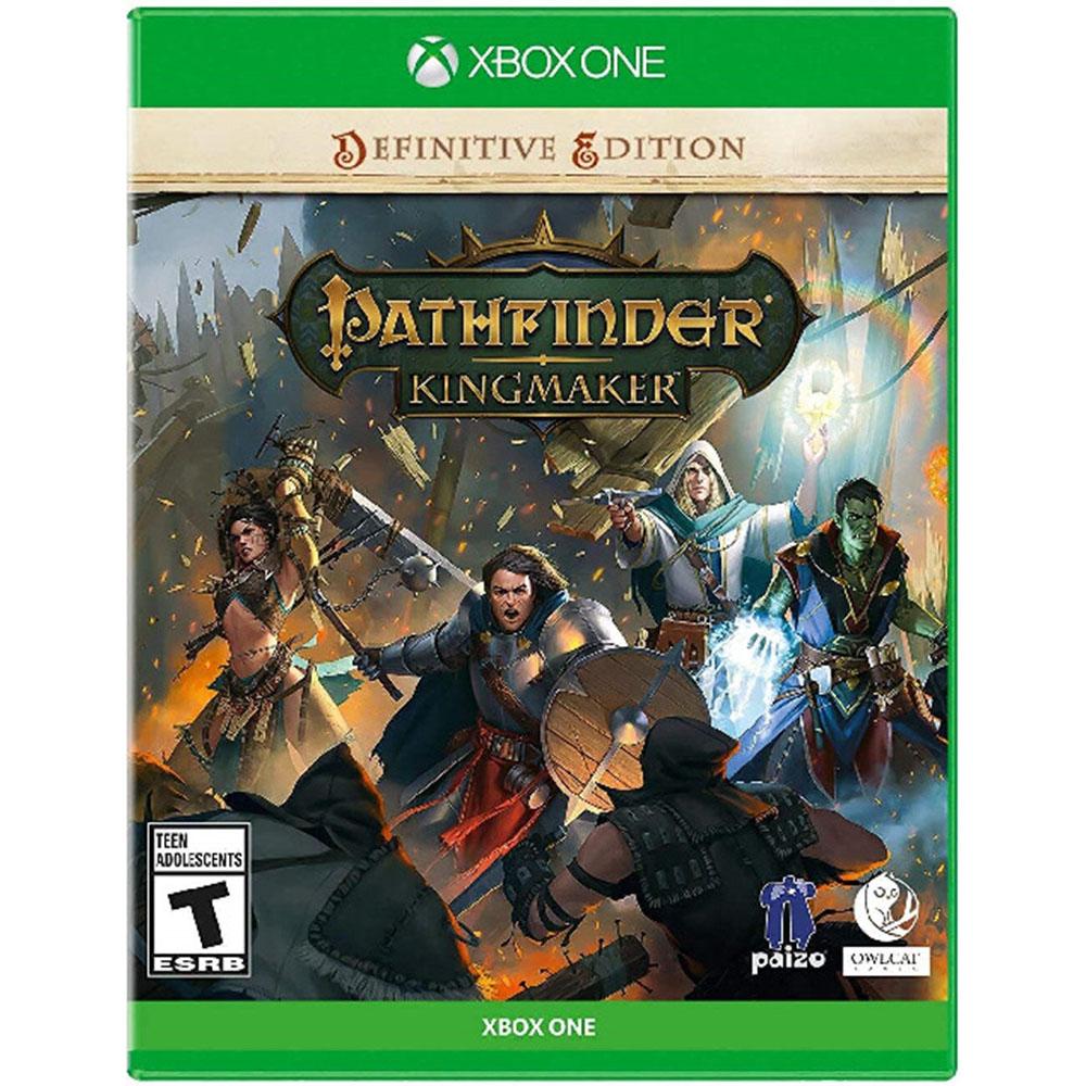 패스파인더 킹메이커 디피니티브 에디션 Pathfinder Kingmaker Definitive Edition - Xbox One, 단일상품