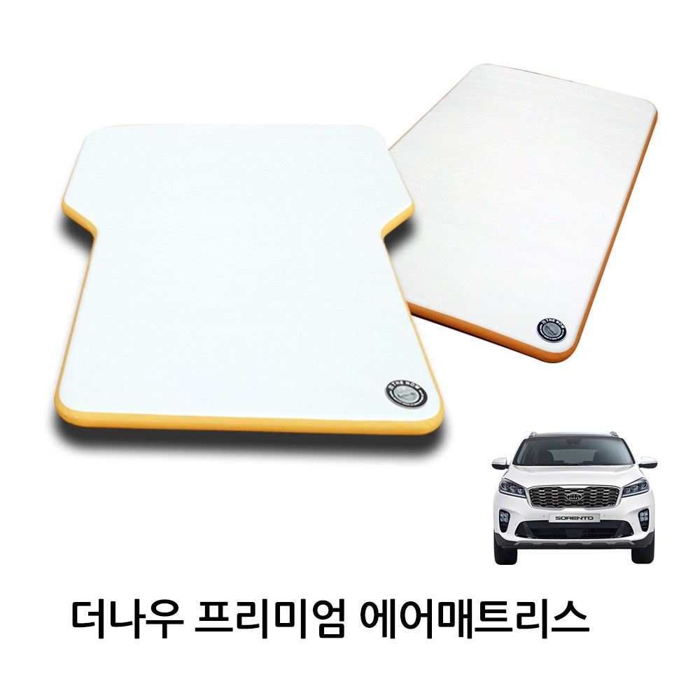 레져용품 캠핑차박매트 두꺼운캠핑매트 [더나우]차박에어매트, 01 80x200x7(cm)