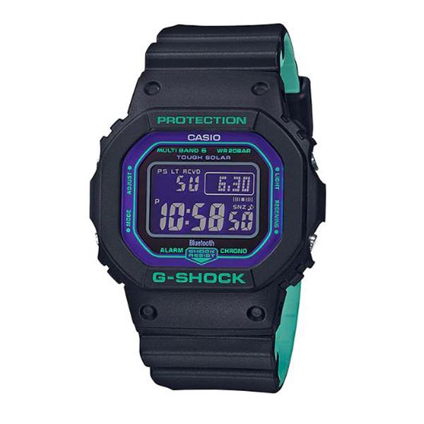 지샥정품/G-Shock/GW-B5600BL-1DR/지샥시계/손목시계