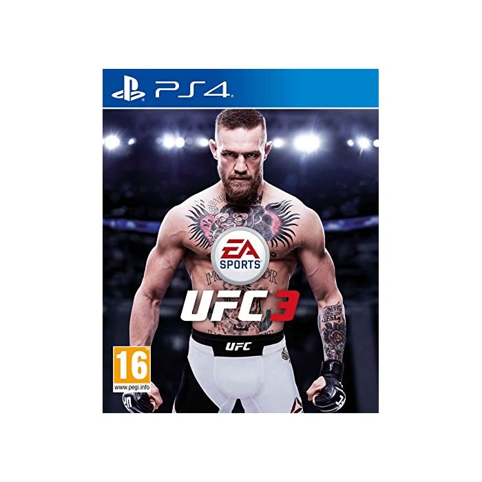 무상 EA Sports UFC 3 (수입 판) - PS4, 자세한 내용은 참조