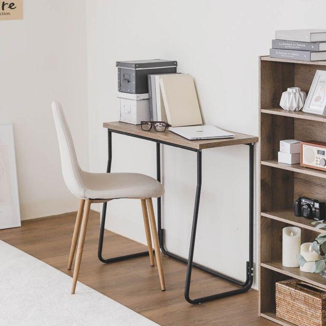 [천삼백케이] [아이리스코리아] 아이리스 포미 우드1 인용 책상 테이블 IWD-790, 단품