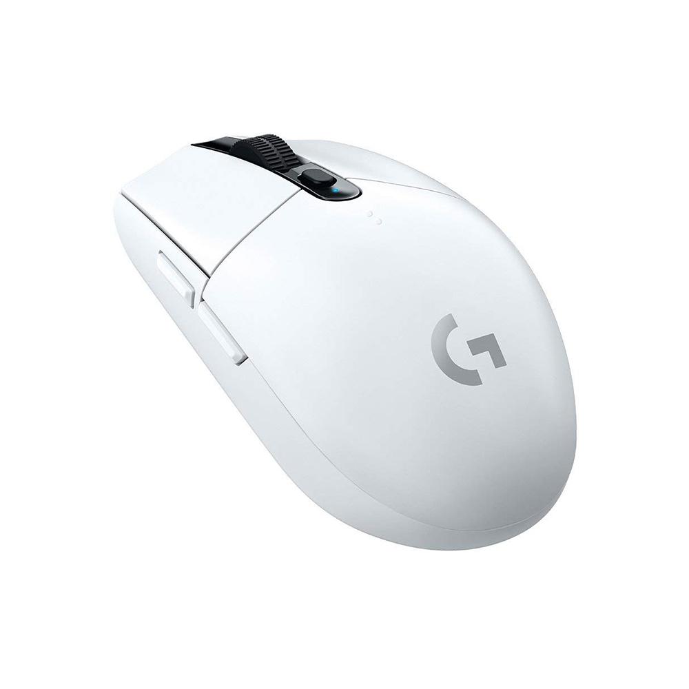 Logicool 로지텍 무선 게이밍 마우스 G304rWH 화이트