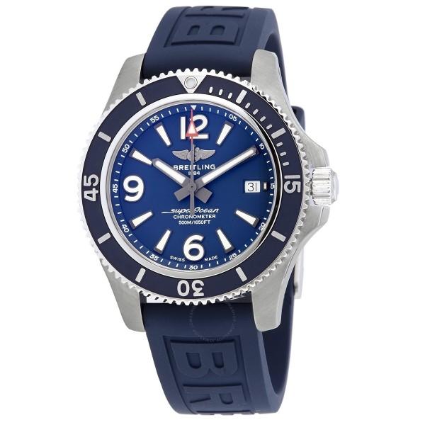 [A17366D81C1S1] Automatic Chronometer Blue Dial Men's Watch A17366D81C1S1