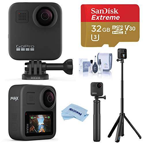 고프로 MAX 방수 360 카메라 5.6K30 UHD Video 16.6MP 포토 1080p 실천하기, 상세내용참조