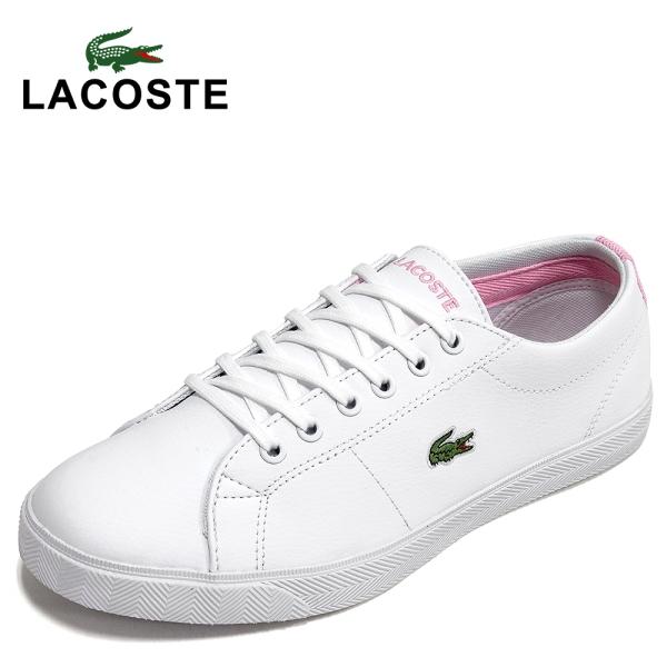 라코스테 라코스테 리베락 LCR J 스니커즈 화이트 729SPJ0112-B53 운동화 신발