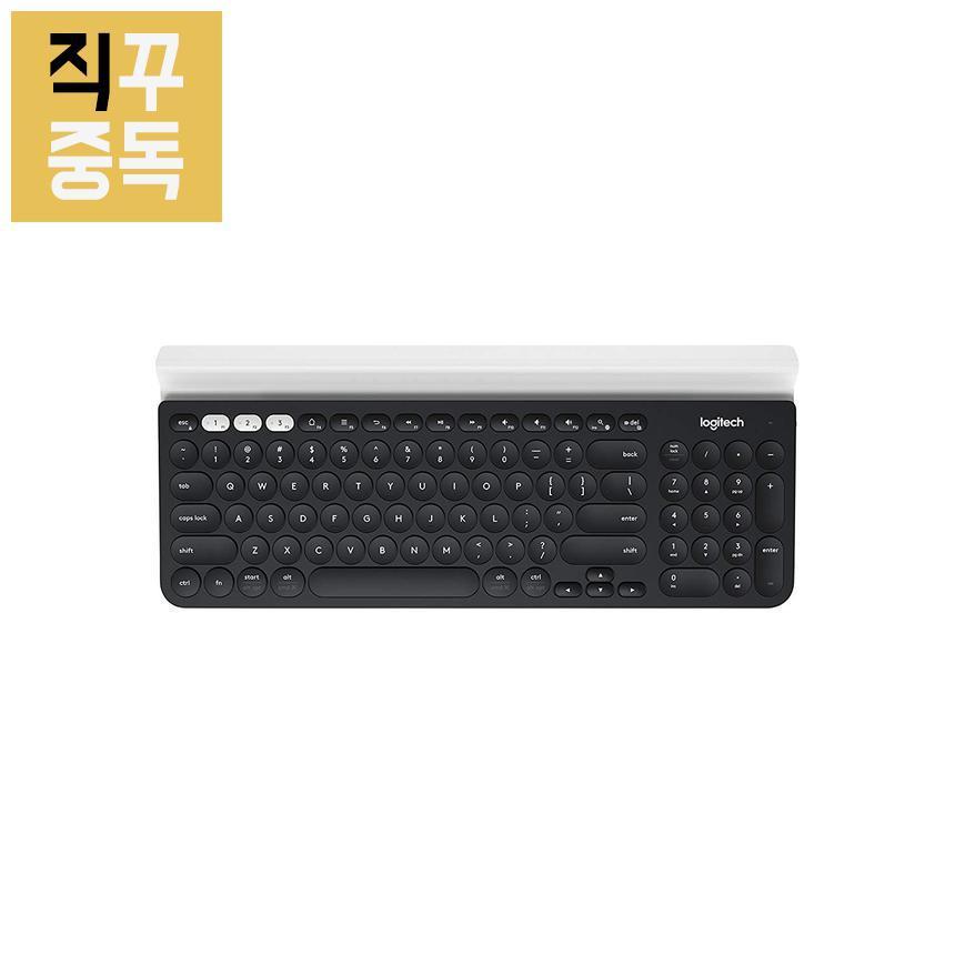 로지텍 K780 무선 키보드 무선키보드, 단품, 단품