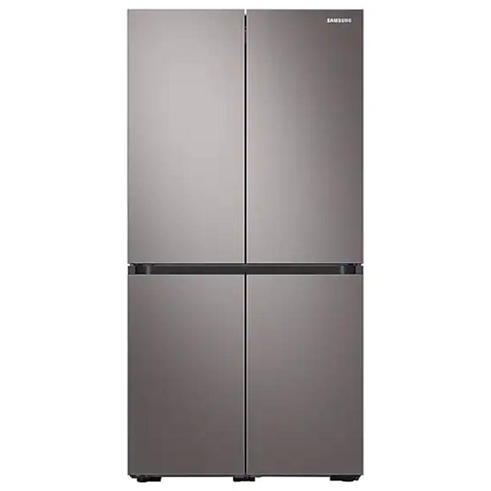 삼성전자 RF85T92N1T1 비스포크 1등급 냉장고 4도어 849L 패널고정형, 단일상품