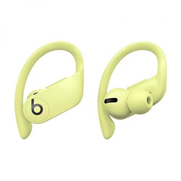 Powerbeats Pro 완전 무선 이어폰 – Apple H1 헤드폰 칩 클래스 1 Bluetooth 9 시간의 청취 시간 땀 방지 이어