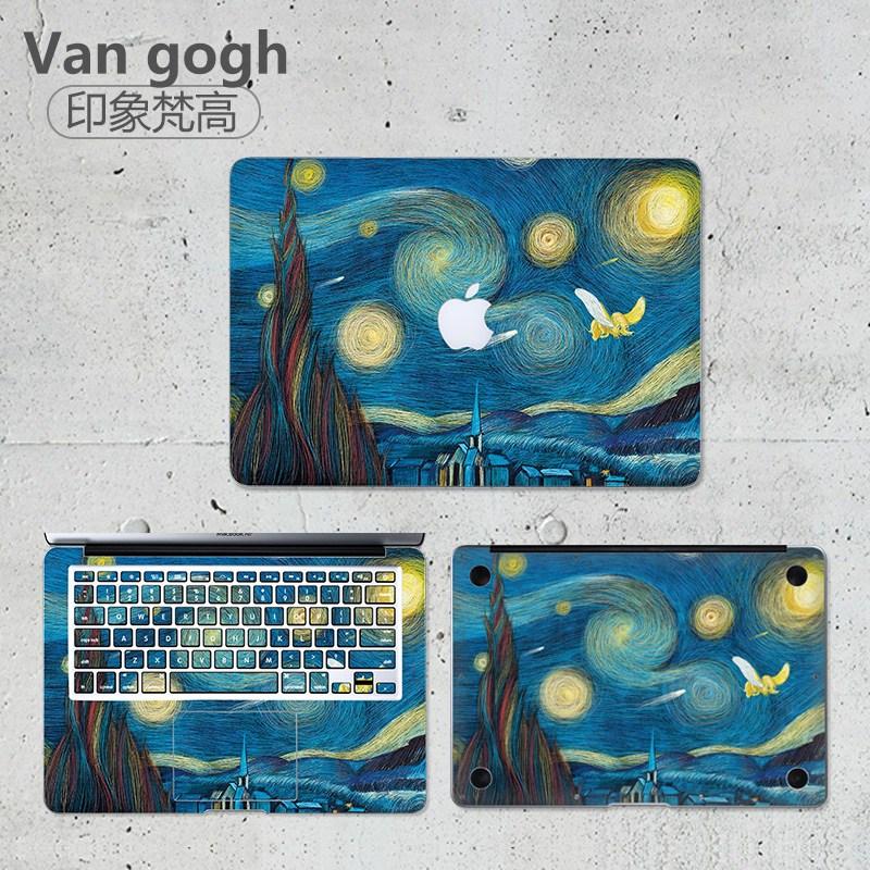 2020 맥 애플 노트북 스티커 공기 13.3 인치 컴퓨터 전체 맥북 프로 16 인치 매, 상세내용참조