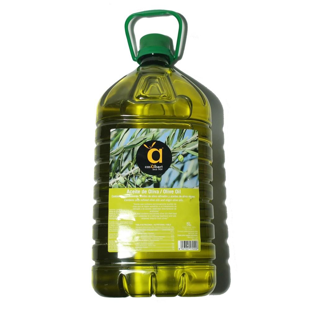 스페인 퓨어 올리브오일 까살베르트 대용량 5L