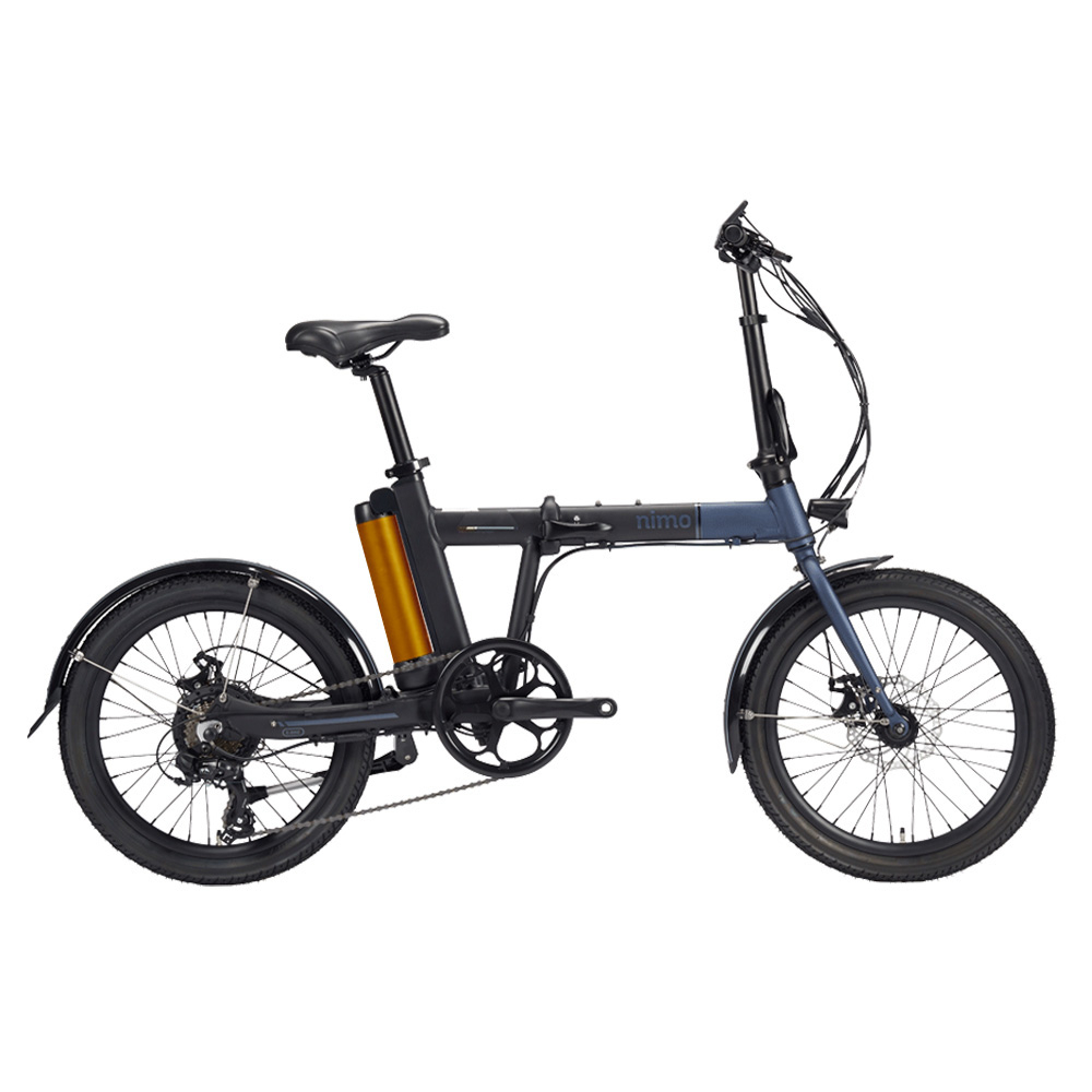 알톤 니모20인치 접이식 전기자전거 PAS겸용 스로틀방식 2020년, 니모20_그레이/블랙(파스+스로틀방식)
