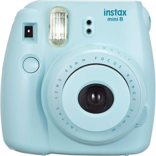 후지필름 인스탁스 미니 8 필름 카메라 블루, 단일상품