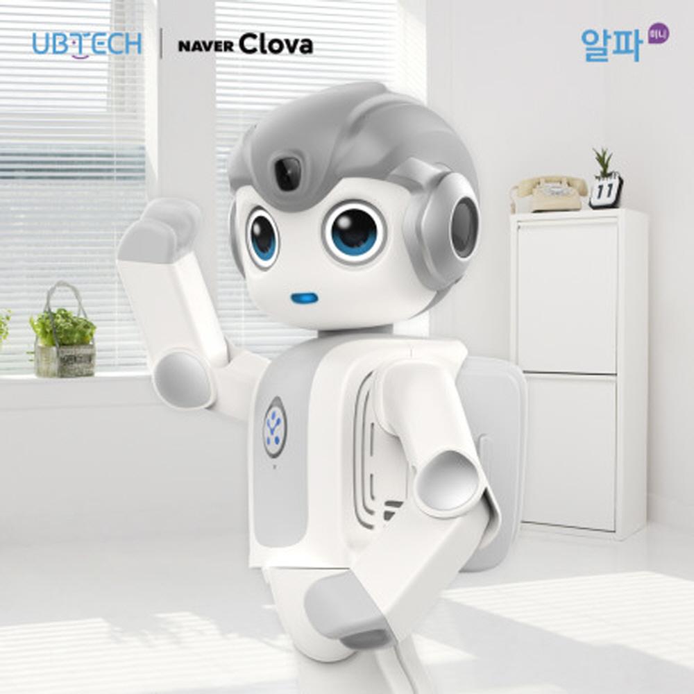 100플러스몰 유비테크 알파 미니 인공지능 AI 휴머노이드 로봇