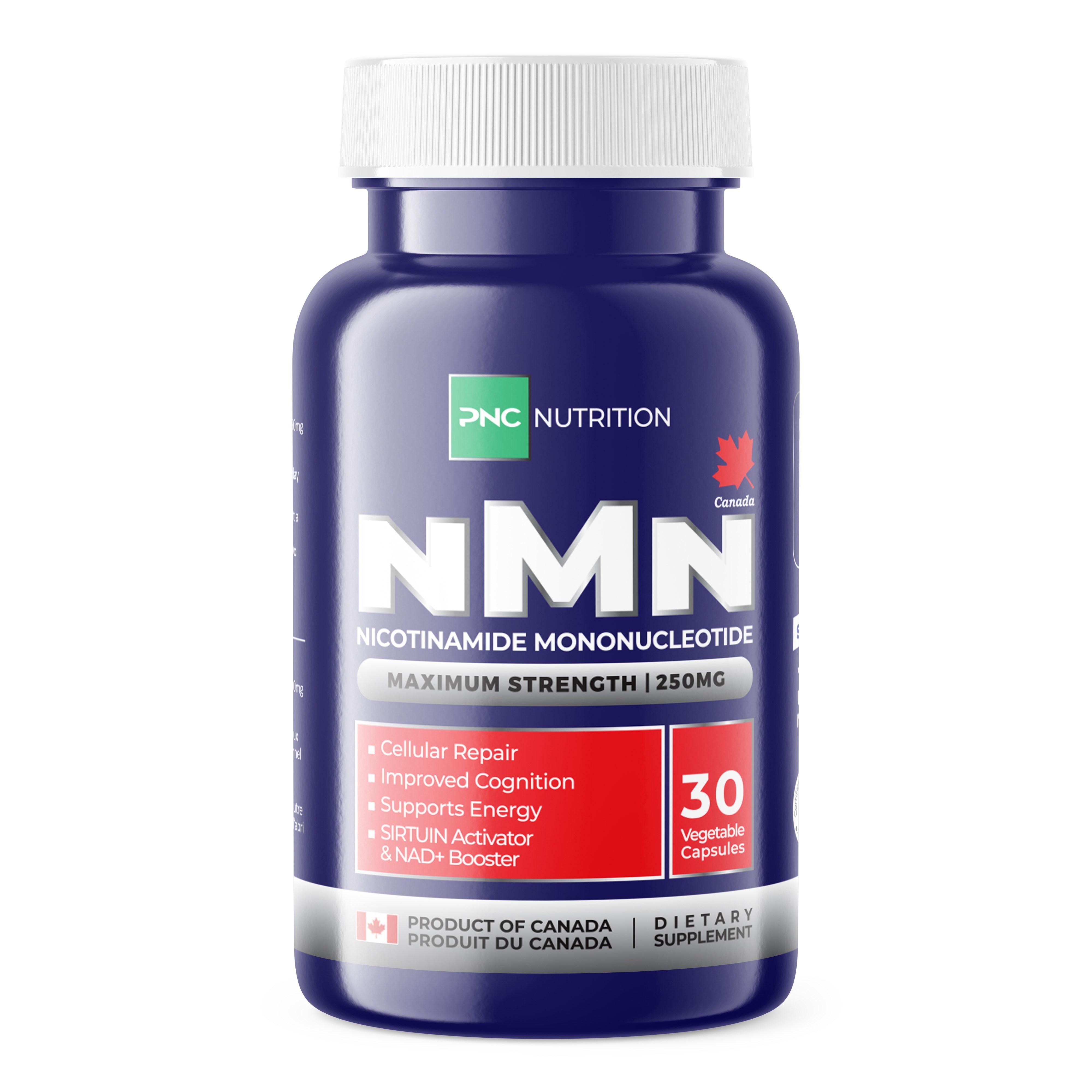 PNC 노화의 종말 기적의성분 NMN 99.1 니코틴아마이드 순도 30정