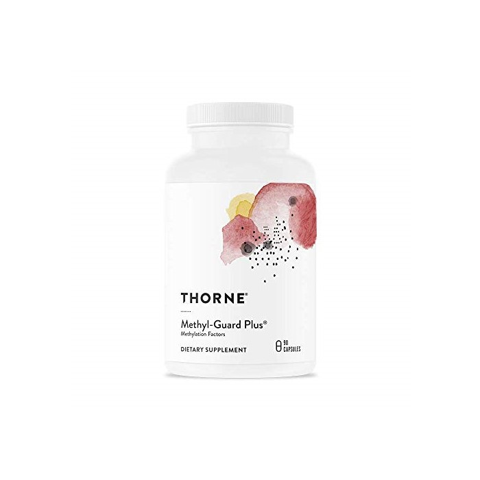 쏜리서치 메틸 가드 플러스 B2 B6 B12 90캡슐 - Thorne Research Methyl-Guard Plus, 확인