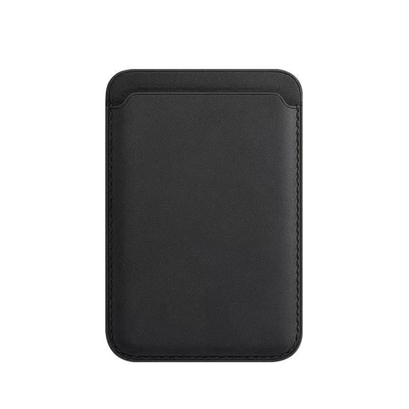 [맥세이프 카드지갑] 아이시 맥세이프 가죽 카드지갑, 블랙 - 랭킹6위 (16800원)
