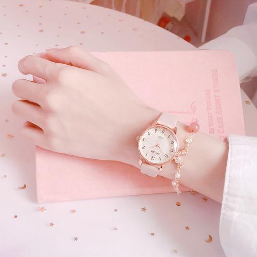 해외 고양이 유럽스타일 패션시계 소녀심쿵 손목시계 예쁜시계 음소거-20932