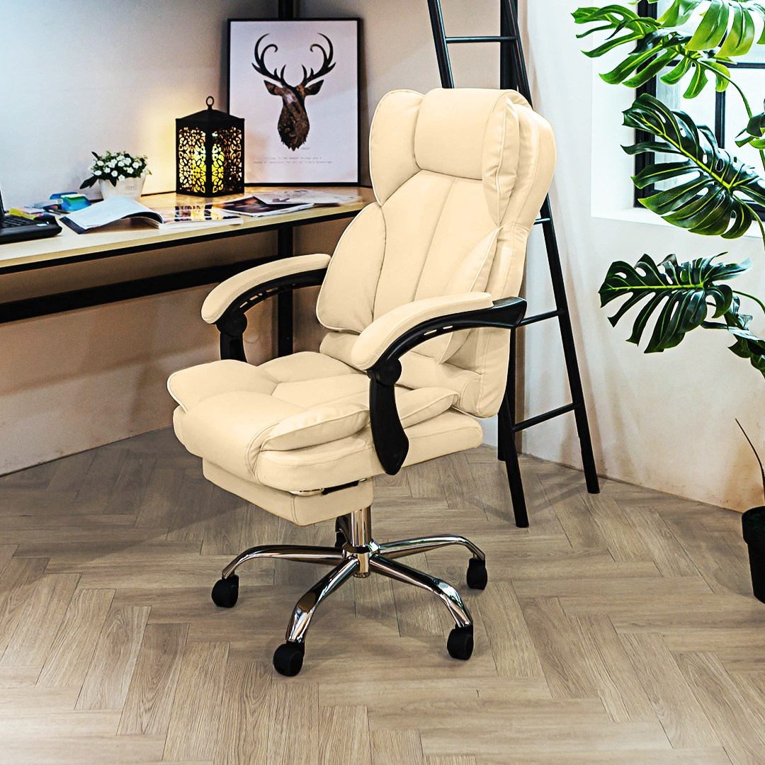 일루일루 미니 타이탄 로얄체어 3색상 학생의자/사무용의자, 아이보리