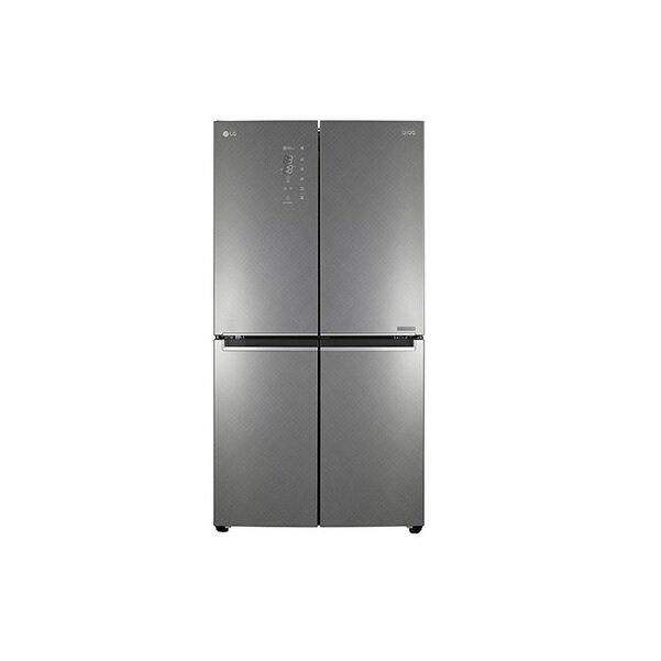 [신세계TV쇼핑][LG](으뜸효율 환급대상) 디오스 양문형 냉장고 870L F871SN55E, 단일상품