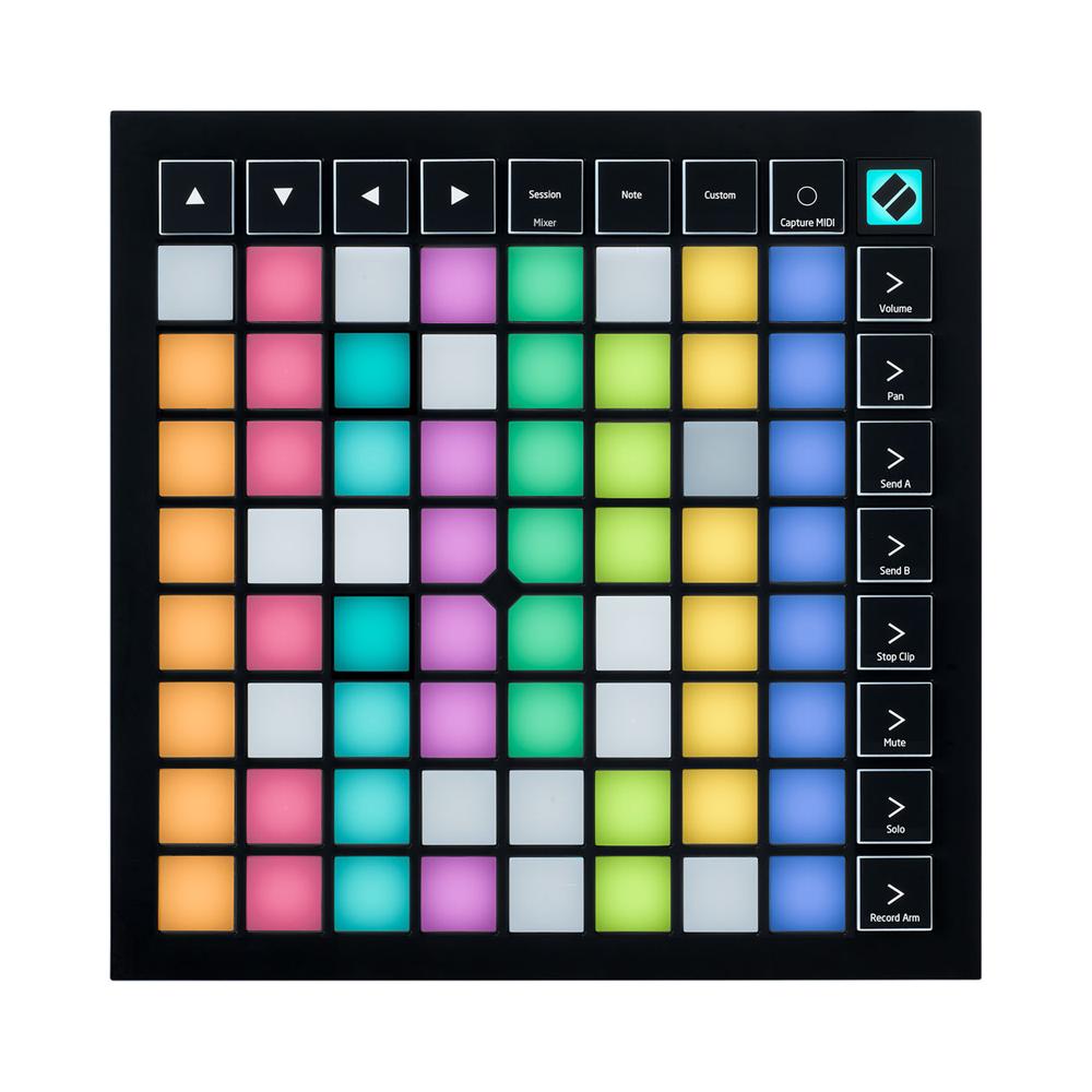 Novation Launchpad X - USB 미디 컨트롤러 for 에이블톤 라이브, 단일상품