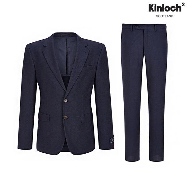 Kinloch2 네이비 정장 세트 NY FXS99, 100/086