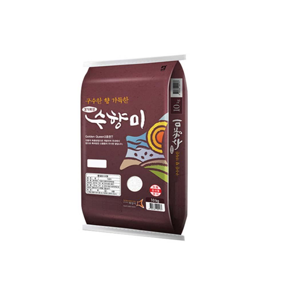 경기화성 수향미 골드퀸3호 10kg, 1개