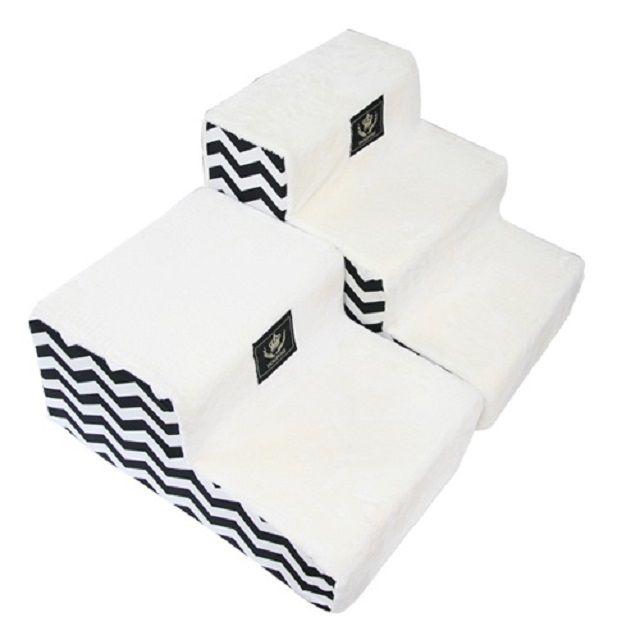 강아지 애견 북유럽 2단스텝 계단 침대 계단 스텝 mc722pc, mc 본상품선택