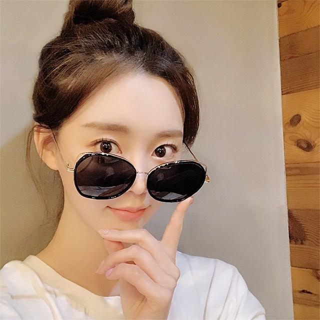 나타샤 여성 오버사이즈 편광선글라스