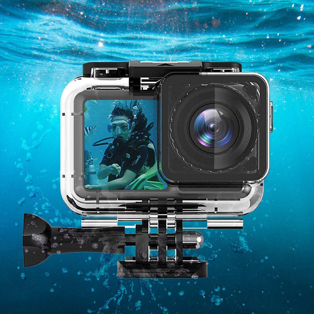 ksw78358 DJI OSMO ACTION 액션캠 방수케이스 물놀이 다이빙 팩, 본 상품 선택