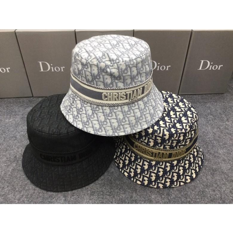 디올09 해외11 여성용 버킷햇 벙거지 모자 85t