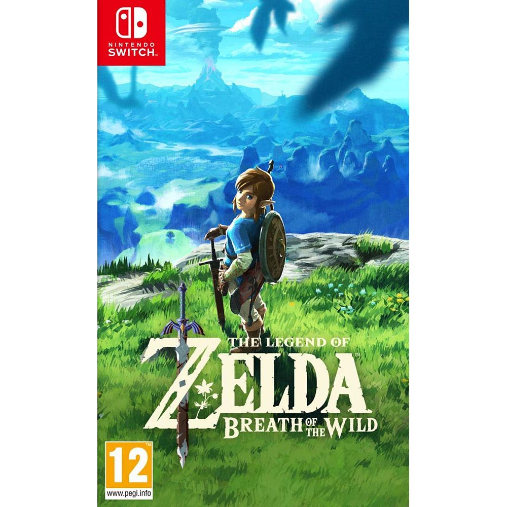 젤다의 전설 The Legend of Zelda Breath of the Wild - 닌텐도 스위치, 단일상품
