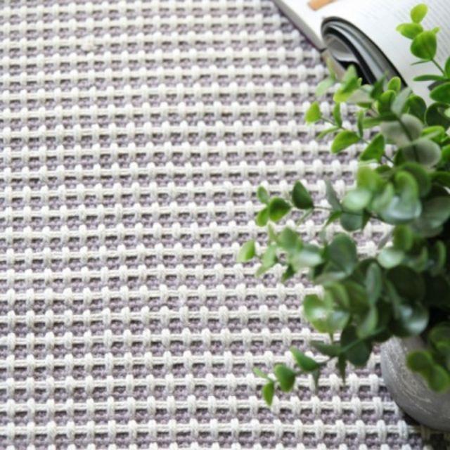 [천삼백케이] [시스디자인] 글리타 그레이 러그 (150x200cm), 단품