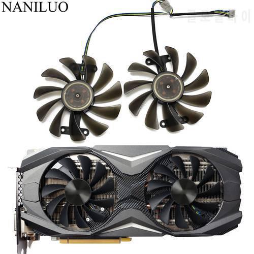 Zotac GeForce GTX 1070 1080 GTX1070 GTX1080 AMP 버전 그래픽 카드 냉각, 상세내용참조