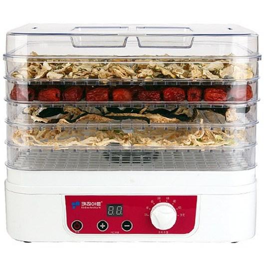 키친아트 음식건조기 소형 과일 야채 채소 고추 고구마말리기 식품건조기, 02 키친아트 테드(KT-3535)