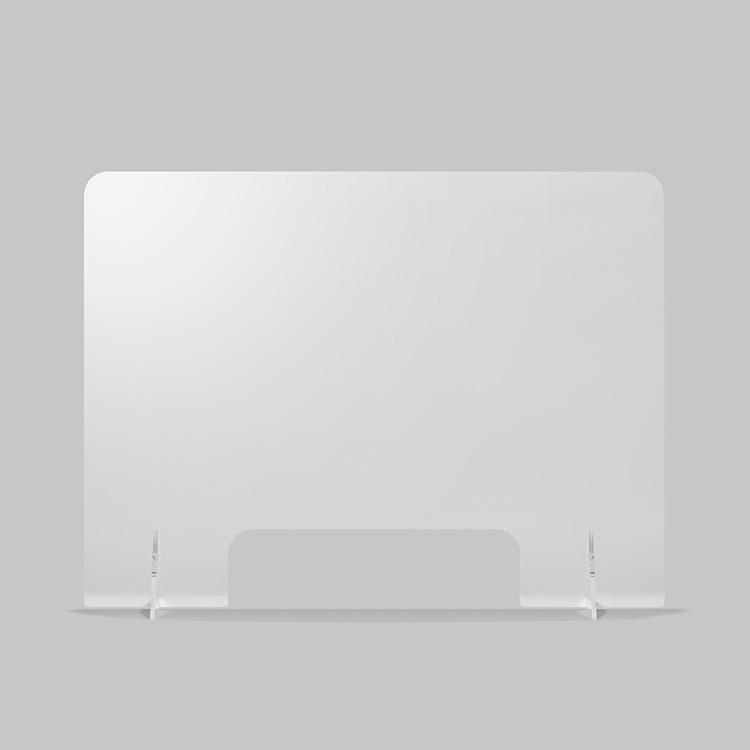 투명 아크릴 가림막 (600x450) 가림판 비말차단가림막 투명칸막이 투명파티션 아크릴가림판