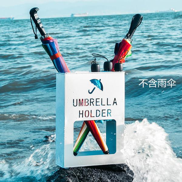 다이소우산꽂이 우산걸이 코스트코 이케아 빗물받이통, 화이트