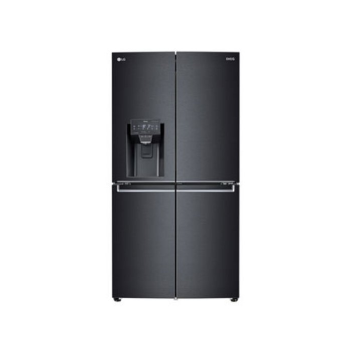 LG전자 4도어 얼음 정수기 냉장고 J823MT35 [824L], 단일상품