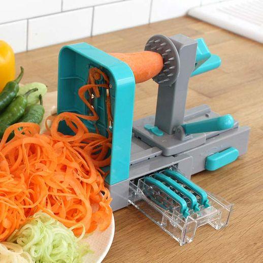 야채국수 채소국수용 스파이럴라이저 다기능 회전채칼