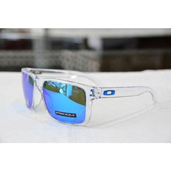 오클리 OO9417 07 59 홀브룩 XL 프리즘 사파이어 편광 선글라스