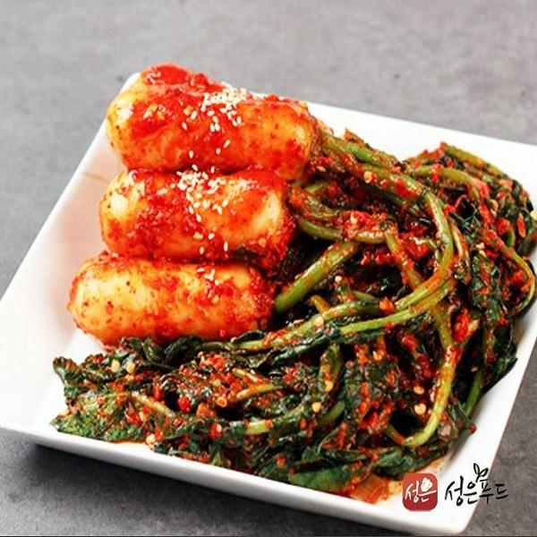 성은푸드 아리 총각김치, 1box, 2kg