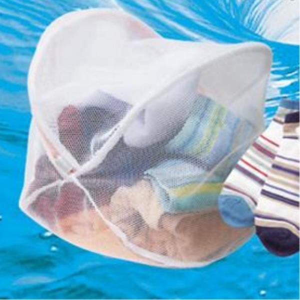 HIJ499837매쉬 11호-양말 지퍼세탁망 빨래망 스타킹용 꼬임방지 다용도망 보풀방지 모자세탁 단추보호, 1