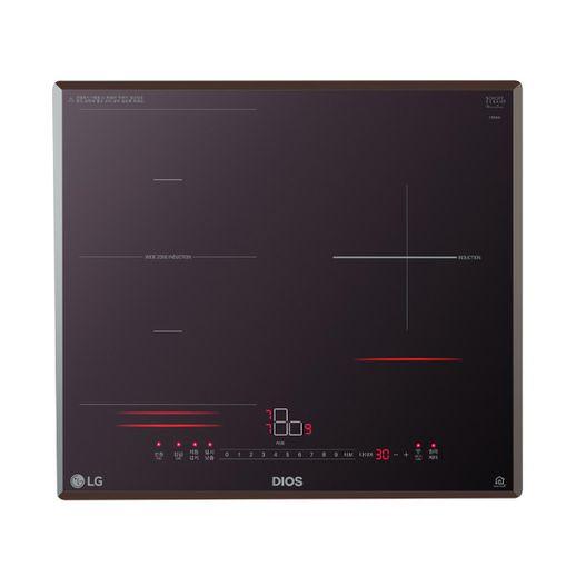 LG전자 BEF3MT 디오스 인덕션 전기레인지 3구, 상세 설명 참조