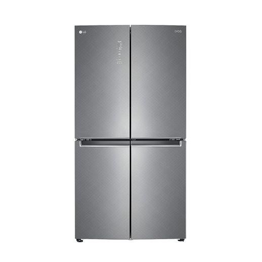 LG 디오스 4도어 870L 냉장고 F873SN35E /전국물류설치