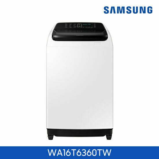 [삼성] 워블 세탁기 16kg WA16T6360TW + 사은품, 단품