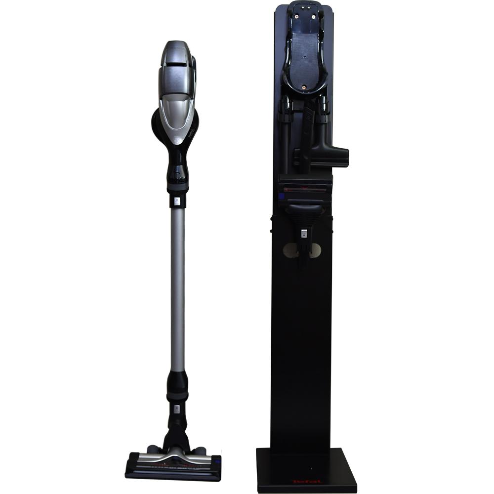 테팔 TY9086 무선청소기 21.9V 에어케어 진공청소기 와 테팔 철제거치대, TY9086 단일색상+테팔철제거치대