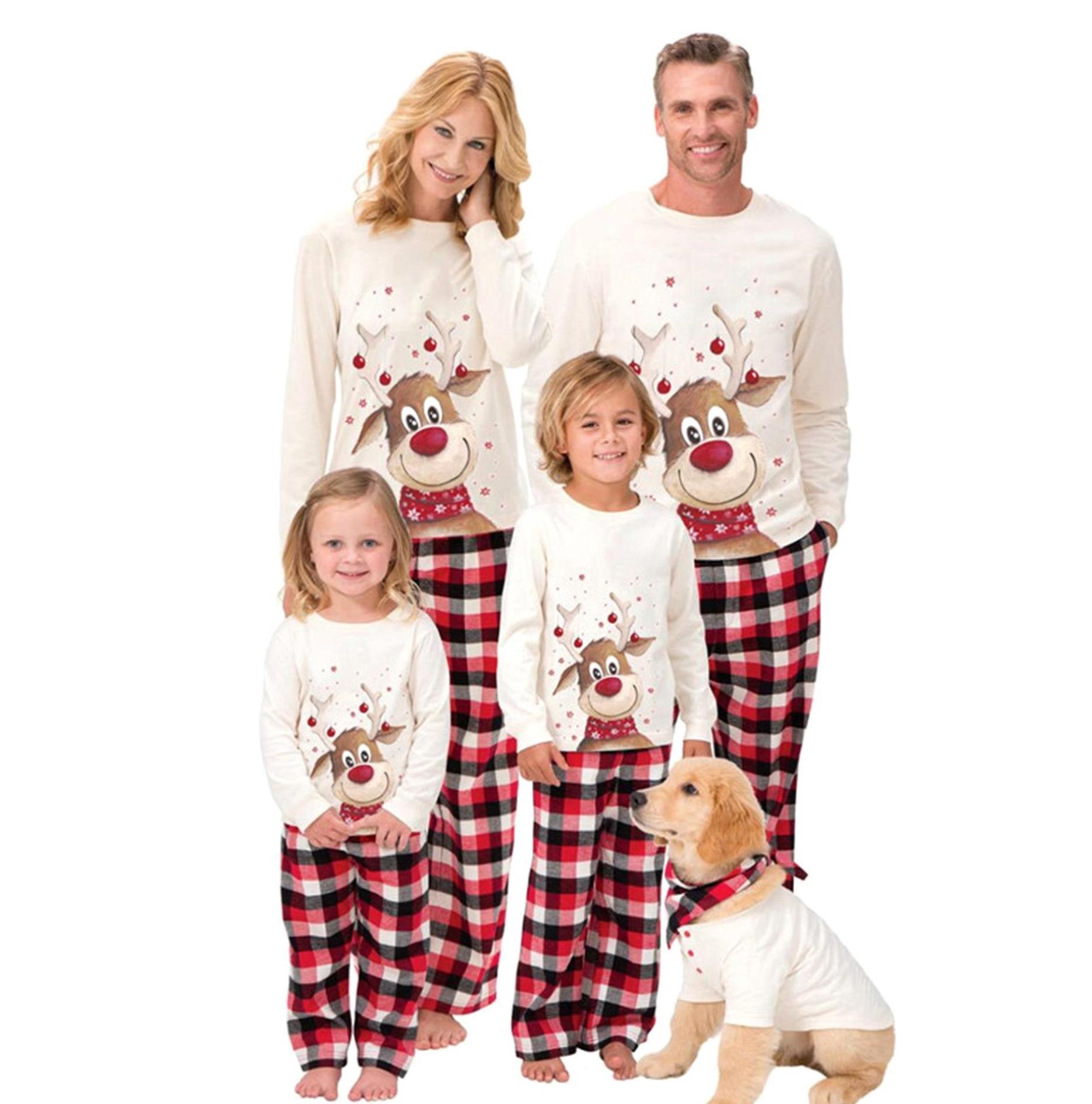 시우진 크리스마스 커플 잠옷 크리스마스 잠옷 커플잠옷 E15634