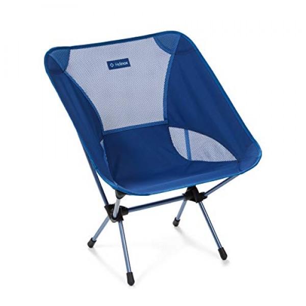 Helinox One Chair Blue Block / Navy 2020 캠핑 의자